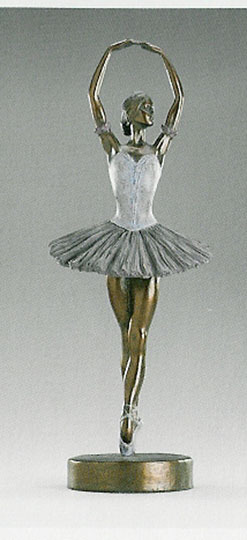 Sleeping Beauty Ballerina Sculpture