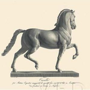 Cavallo (Horse Set) by Antonio Canova